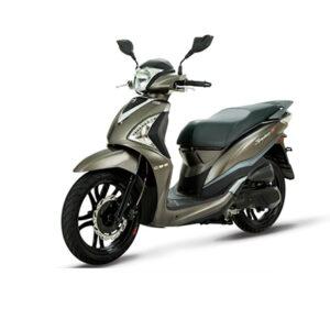 noleggio scooter zante sym symphony 200 cc