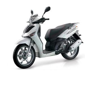 rent bike zante honda keeway 150 cc
