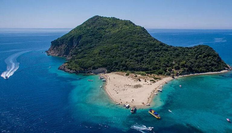 Island of Marathonisi