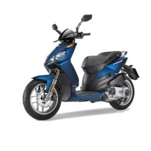 noleggio a zante aprilia sportcity 125cc