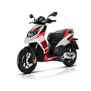 noleggio scooter zante aprilia sr motard 50 cc