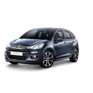 rent car zante citroen c3