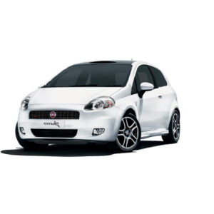rent car zante fiat grande punto
