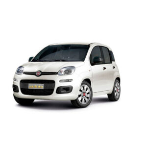 rent car zante fiat panda
