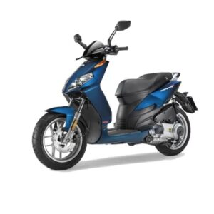 rent scooter in zakynthos aprilia sportcity 125cc