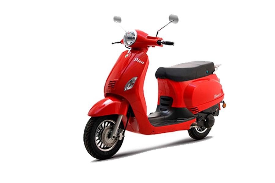 scooter noleggio a Zante