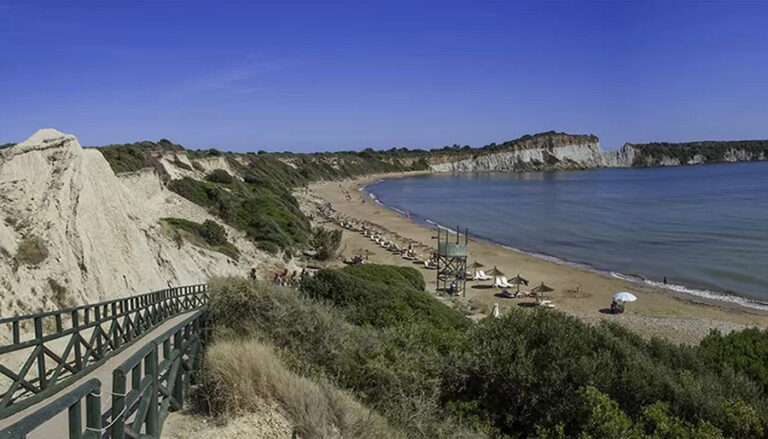 spiaggia gerakas cosa vedere a Zante